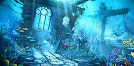 Underwater scenes wallpaper