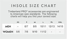 Timberland Insole Size Chart Timberland Pro 91621000 Anti Fatigue Technology Insoles