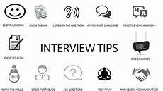 Advice For Interviews Interview Advice Advice For Public Service Jobs