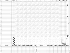 Baseball Scorecard Baseball Scorekeeping Wikipedia