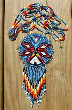 american beadwork pow wow