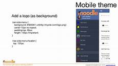 Moodle Mobile Themes Creating Moodle Mobile Remote Themes Moodle Moot Us 2016