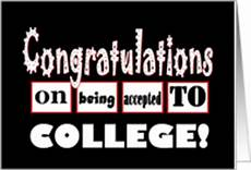 Getting Accepted To College Counselors Corner College Decisions Over Spring Break