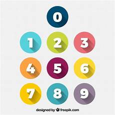 Numbers Design Template Numbers Free Vectors Stock Photos Amp Psd