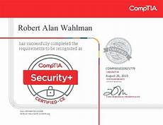 Hardware And Networking Certificate Format Download Comptia Security Ce Certificate