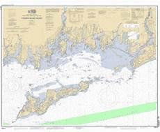 Fishers Island Sound Nautical Chart Fishers Island Sound Nautical Chart νοαα Charts Maps