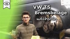 Vw T5 Radlager Werkzeugwerkzeugstiel by Volkwagen T5 Bremsbel 228 Ge Wechseln Vw T5 Brake Pads