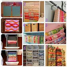 fabric craft storage ideas the moon