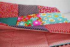 mes couvertures patchwork et le tuto qui va avec au