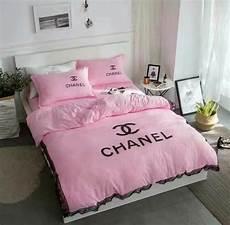 chanel duvet cover blanket quilt coverlet pillow shams 4