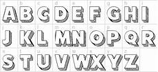 Block Letter Styles Block Letters On Graph Paper With Lines Google Search