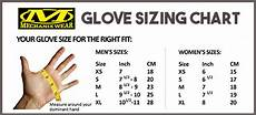 Pact Size Chart Mechanix Gloves Size Chart Images Gloves And