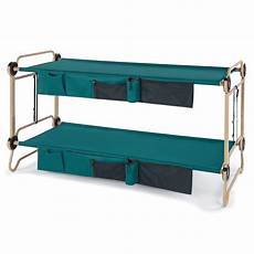 the foldaway bunk beds hammacher schlemmer