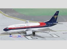 Sriwijaya Air B737 300 PK CJC (1:400)   Collection Sale by