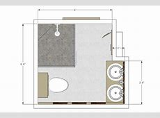 Bathroom: Handicap Bathroom Dimensions With Easy Guide To Help You Build Bathroom Design