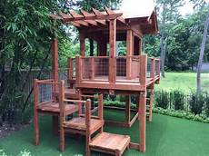Playset Designs Offering Custom Redwood And Cedar Playsets And Swing Sets