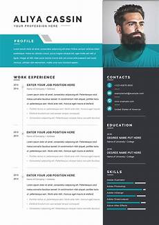 Format Of Curriculum Vitae Modern Curriculum Vitae Template For Word Cv2resume