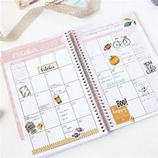 Cute Monthly Planners 21 Of The Best Planners For 2019