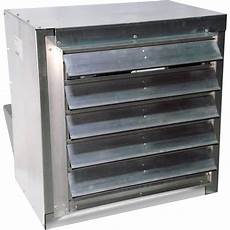 canarm direct drive wall exhaust fan with cabinet