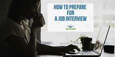 How To Prepare For A Job Fair How To Prepare For An Interview Career Sherpa