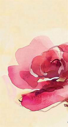 Watercolor Flower Wallpaper Iphone by Watercolor Iphone Wallpaper Wallpapersafari