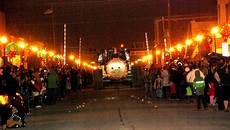 Centralia Lighted Tractor Parade Route Breaking News Newspaper Sports Business Panther