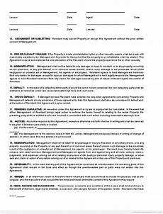 real estate lease free standard real estate lease agreement buying form