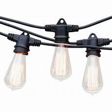 Brightech Lights Brightech Ambience Pro Vintage 15 Light 48 Ft Globe
