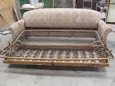 nelson furniture restoration antique sleeper sofa