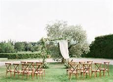 al fresco wedding at villa grabau in lucca