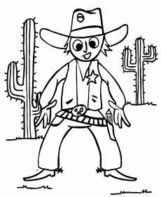 sch 246 ne ausmalbilder malvorlagen cowboy ausdrucken 3
