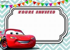Cars Birthday Invitation Templates Cars 3 Invitation Template How To Download It Bagvania