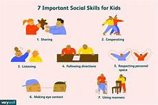 7 most important social skills for