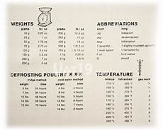 american cooking measures conversion chart 15 best images about conversion chart on pinterest