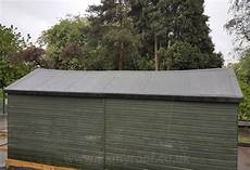 Shed Roof Easy Fit Low Cost Diy Shed Roof 30 Year
