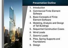 Analysis And Design Of Buildings Ce 72 32 January 2016 Semester Lecture 1b Analysis And
