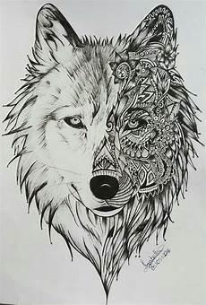 desenho de lobos pin de clara em random 174 lobo tatuagem tatuagens para