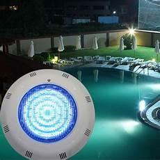 12v Swimming Pool Lights 558 Led Rgb 5 Colors 12v Wall Mounted Pool Lights