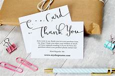Product Card Templates Business Thank You Amp Care Cards Creative Stationery