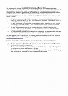What Is Objective On A Resume Resume Objective Statement Tips
