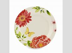 Buy Pastel Floral Melamine 10 1/2 Inch Dinner Plate from