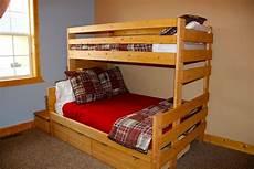 custom bunk bed frame by boulder valley bunk