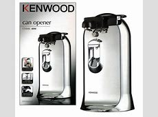 Kenwood CO606 3in1 Electric Can Opener & Knife Sharpener