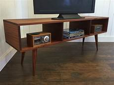 mid century modern tv stereo cabinet or media console