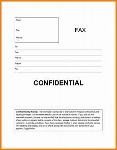 General Fax Cover Sheet 6 Confidential Fax Statement Ledger Review