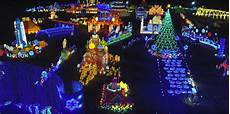 Magic Winter Lights La Marque Holiday Lights In Houston Best Christmas Displays Amp Events