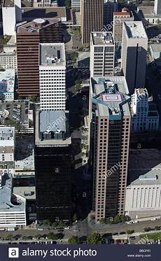 Merrill Lynch San Diego Aerial View Above Skyscrapers In San Diego Including