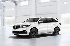 2019 acura mdx price 2019 acura mdx gets a spec model updated nine speed