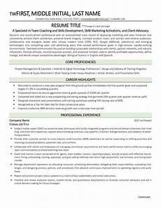 Resume Is Two Page Resume Here S What The Top Hiring Managers