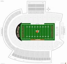 Seating Chart Folsom Field Folsom Field Colorado Seating Guide Rateyourseats Com
